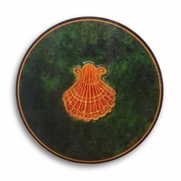Tempered glass board Concha